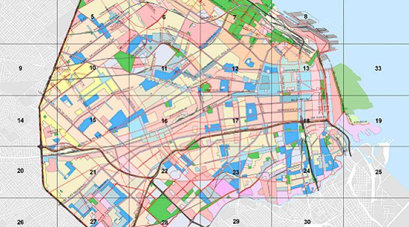 Difunden el proyecto de Código Urbanístico para la Ciudad de Buenos Aires