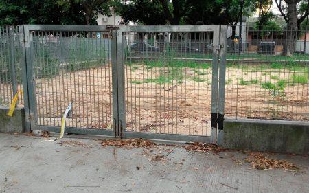 plaza nobel abandono