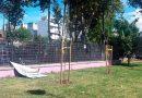 Intimación por el mantenimiento de las plazas de la Comuna 15