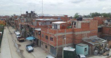 """""""La Justicia con Vos"""" presente en el Barrio La Carbonilla"""
