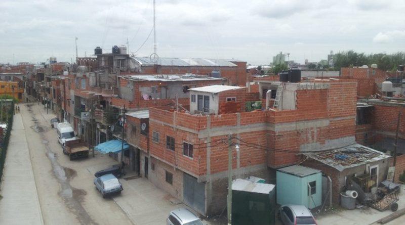 Urbanización del barrio La Carbonilla