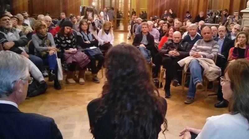Se lanzó Buenos Aires Participa!