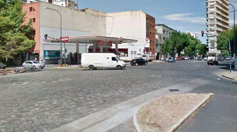 Comuna 15: Doble mano para un tramo de la Avenida Forest