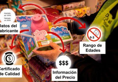 Cinco recomendaciones para comprar juguetes seguros