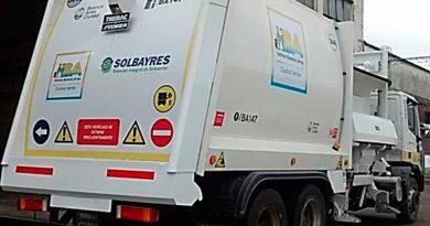 SOLBAYRES presenta nueva señalización para su flota vehicular de recolección