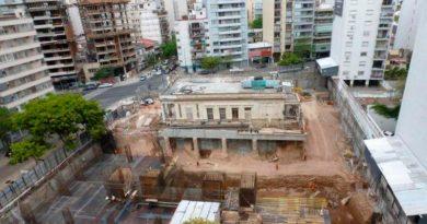 """Juicio contra los desarrolladores del proyecto inmobiliario """"Palacio Roccatagliata"""""""