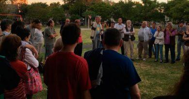 Fallo judicial ordena publicar un amparo colectivo que pide suspender una obra en Saavedra
