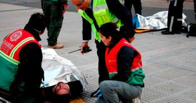 Primera jornada de emergencia del Hospital Tornú