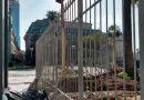 Presentan acción de amparo por enrejado ilegal en Plaza de Mayo