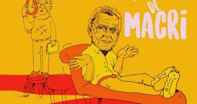 Terapia de Macri (Sesión Treinta y uno)
