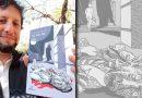 Damián Rovner, vecino de Parque Chas, presenta su primera novela