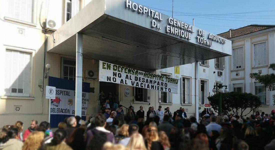 Obras en el Hospital Tornú: Fallo judicial intimó al Gobierno porteño