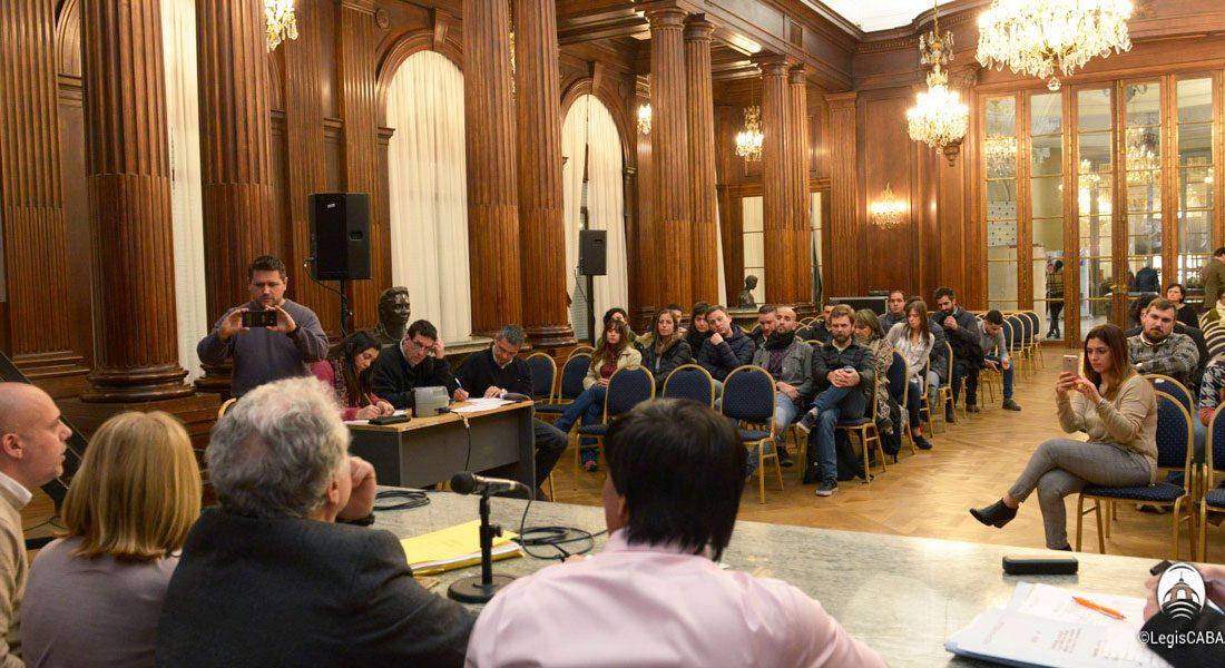 Audiencia pública por Planta de Tratamiento de Residuos en Saavedra
