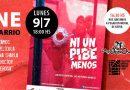 Proyectarán en Parque Chas el documental sobre el asesinato del pibe Kevin Molina