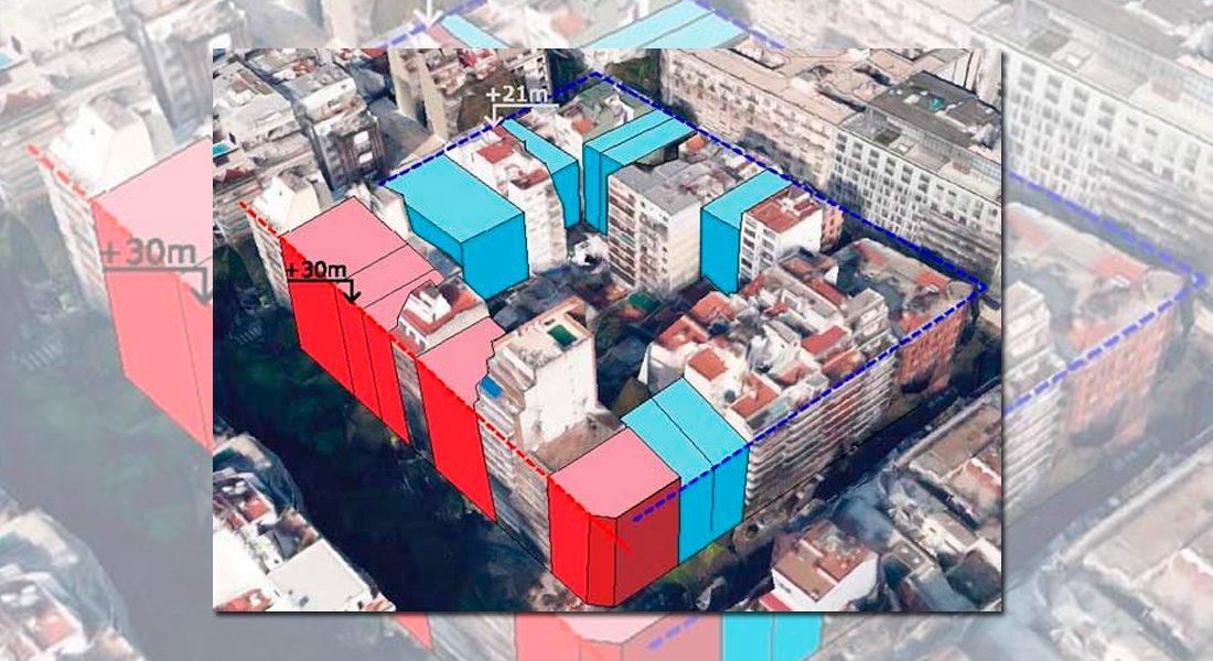 La justicia suspende el trámite parlamentario del Código urbanístico e edificación