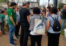 Parque Chas: Una denuncia anónima quiso impedir la normal realización de la Feria del Usado Amado