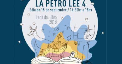 """Llega la 4º Feria del Libro """"La Petro lee"""""""