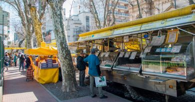 Las Ferias Itinerantes de Abastecimiento Barrial aceptarán tarjetas de débito