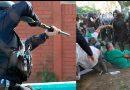 Represión en el Borda: Condena por lesión a un camarógrafo de TV