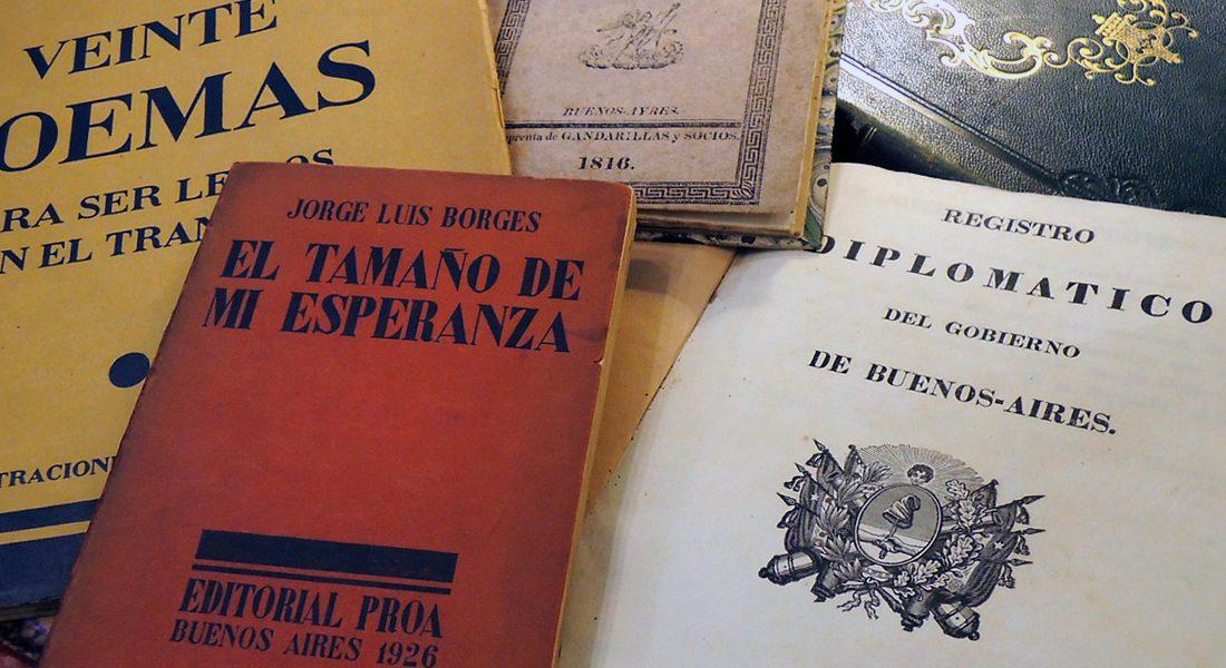 Comienza la 12ª Feria del Libro Antiguo de Buenos Aires