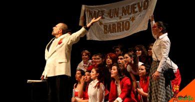 """""""Teatro de vecinos para vecinos"""""""