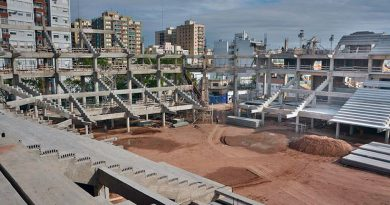 A través de un dictamen judicial, se suspende la explotación económica del Microestadio en Villa Crespo