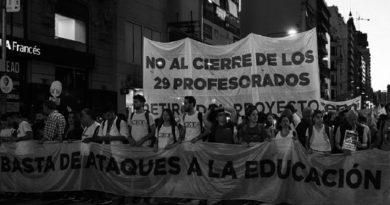 2018: Otro año de desmantelamiento de la Educación Pública. La agenda futura