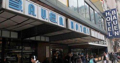 La Cooperativa Hotel BAUEN nuevamente en peligro de desalojo