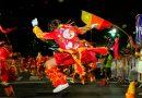 Comenzó el Carnaval porteño