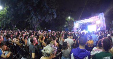 Mutitudinario Festival en defensa de la Educación Pública