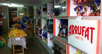 Pascuas: La chocolatería Arrufat recuperada por sus trabajadores ofrece tentadoras ofertas en sus productos