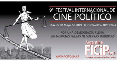 Llega el Argentina FICiP. 9° Festival Internacional de Cine Político