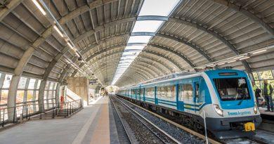 Inauguraron el Viaducto Mitre