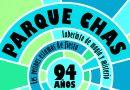 Parque Chas se prepara para festejar sus 94 años