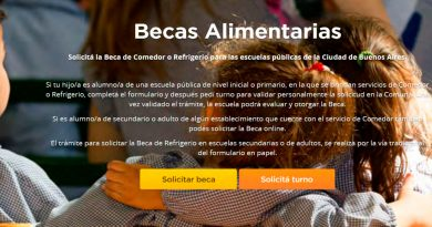 La Defensa Pública solicitó información sobre los comedores escolares y el sistema de becas alimentarias