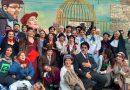Instalaron un mural en reconocimiento a Los Villurqueros