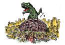 Sigue la lucha en Villa Crespo: Vecinos autoconvocados contra el Megaestadio Arena vuelven a cortar el tránsito