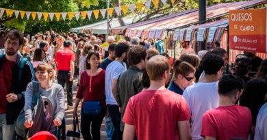 Comuna 12: Se realizará en Parque Saavedra un nuevo Buenos Aires Market y la Feria SIN TACC