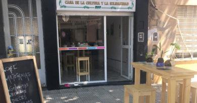 Abren un nuevo espacio cultural en Parque Chas