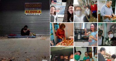 La pandemia no detuvo las tareas solidarias:  el ejemplo de Acción PSC