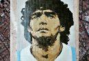 Maradona tendrá su primer Mural en Parque Chas