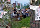 En Parque Chas se Plantó Memoria