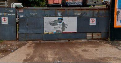 Comuna 15: Presentación de un amparo por depósito de vehículos judicializados en Humboldt 550
