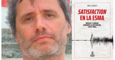 """""""Satisfaction en la ESMA es una historia sonora de la dictadura"""""""