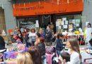 Vuelve la Feria de Artesanos y Emprendedores al Laberinto de Chas