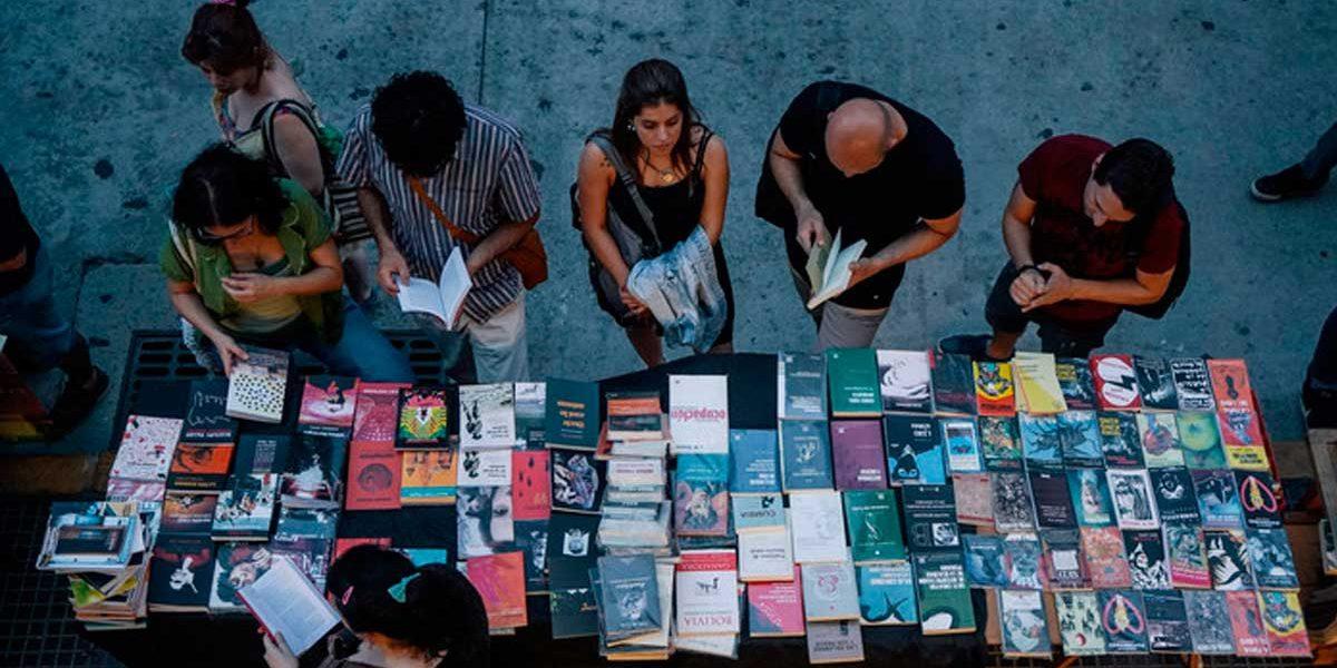 Una nueva edición de la Noche de las Librerías